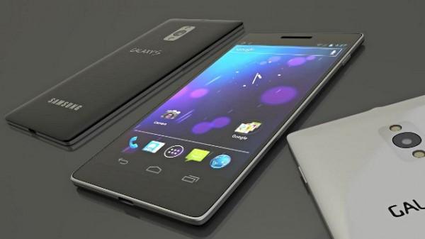 Prototype du Samsung Galaxy Note 3