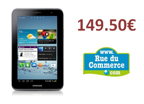 bon plan la tablette samsung galaxy tab 2 meilleur mobile. Black Bedroom Furniture Sets. Home Design Ideas