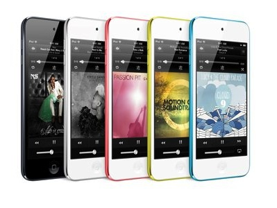 iPhone 5S couleurs2