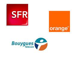 orange sfr bouygues