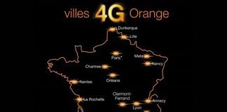 Orange et la 4G