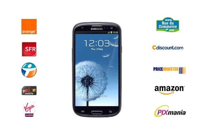 Baromètre Galaxy S3 4G