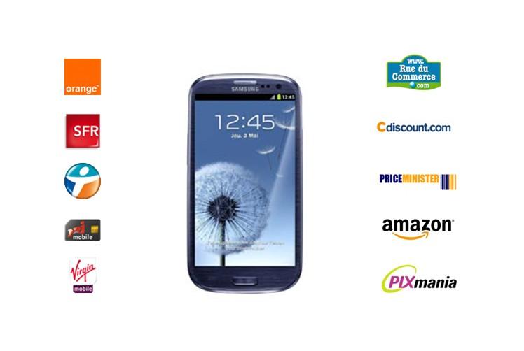 Baromètre Galaxy S3