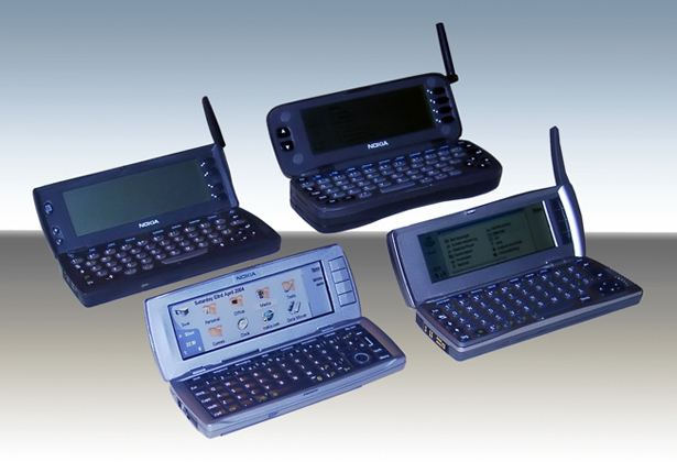 Mobile 1996 Nokia 9000
