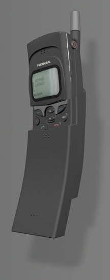 Mobile 1996 Nokia