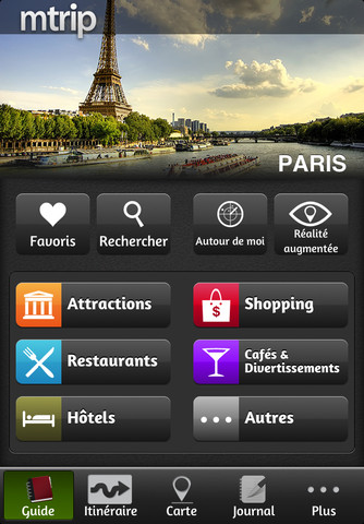 Mtrip Paris
