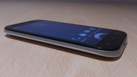 Test : Le HTC One SV
