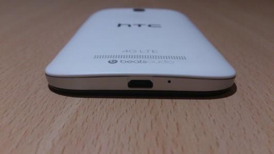 Test HTC One SV17