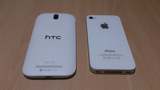 Test HTC One SV4
