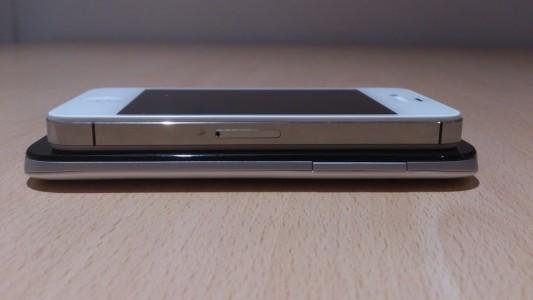 Test HTC One SV7