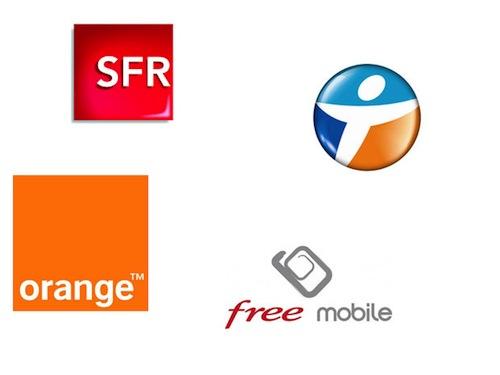 free mobile sfr orange bouygues telecom2 - 3 iPhone lancés en 2013 ? Samsung Galaxy S4... : Les nouveautés et rumeurs de la semaine