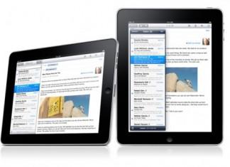 Vos emails sur iPad