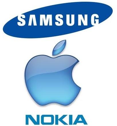 samsung apple nokia - Smartphones : jusqu'où ira la galaxie Samsung ?