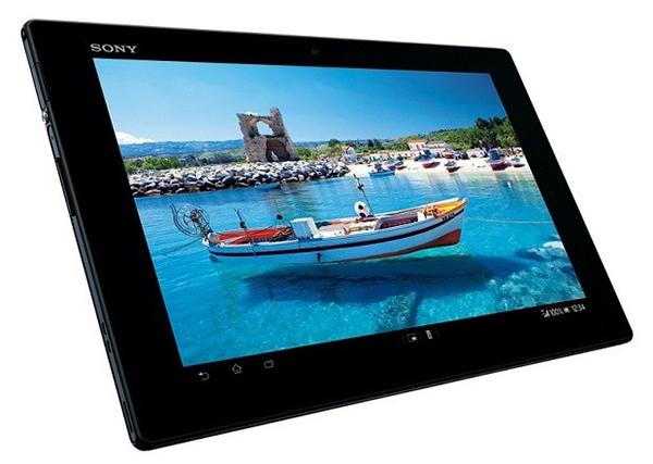 Nouvelle Xperia Tablet Z