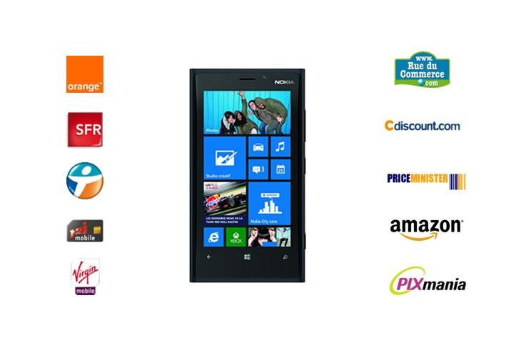 Baromètre Lumia 920