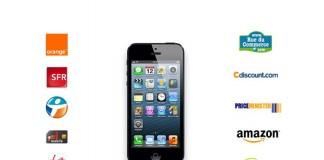 Baromètre iPhone 5