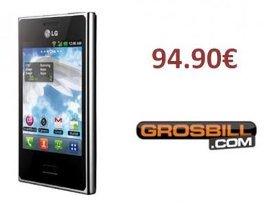 Bon Plan : Le LG Optimus L3 � 94.90�