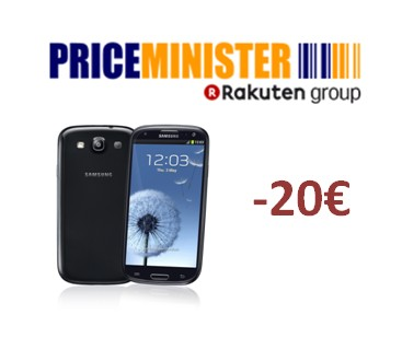 PriceMinister offre