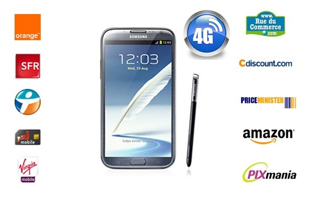 Samsung Galaxy Note 2 4G