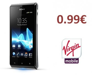 Vente Flash : Le Sony Xperia J � 0.99�