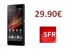 Sony Xperia Z SFR 2