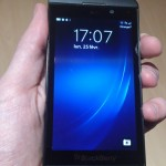 Test BlackBerry Z10 2 150x150 - Test : Le BlackBerry Z10