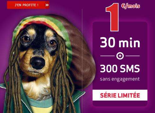 Virgin mobile 1 euro