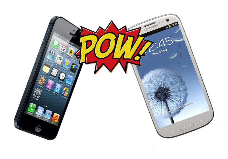 iphone5 vs Samsung s3 - Sony Xperia Z, BlackBerry Z10 et Q10... : Tous les tests et comparatifs de la semaine