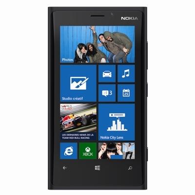 nokia lumia 9201 - 5 téléphones pour prendre de belles photos (Hiver 2013)