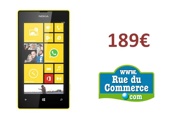 prix telephone seul nokia lumia 520
