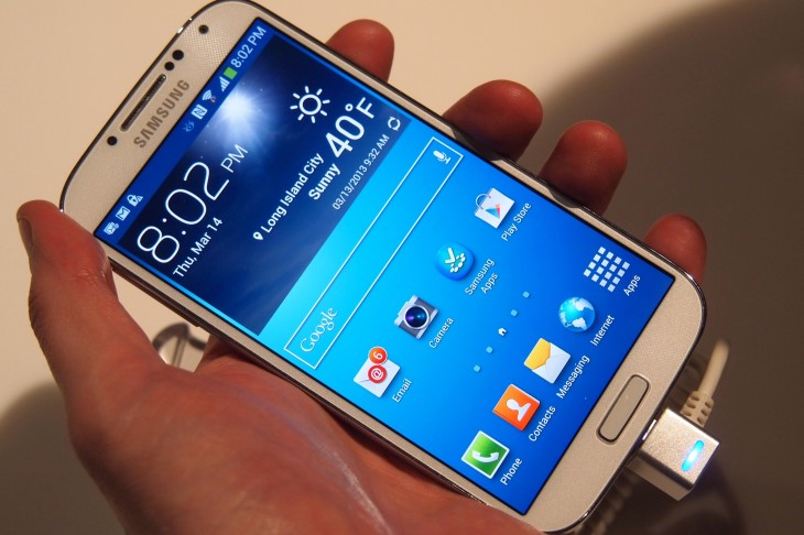 samsung galaxy s4 2 - Samsung Galaxy S4 : attention aux différentes versions