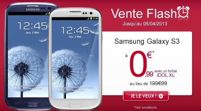 Samsung Galaxy S3 Virgin