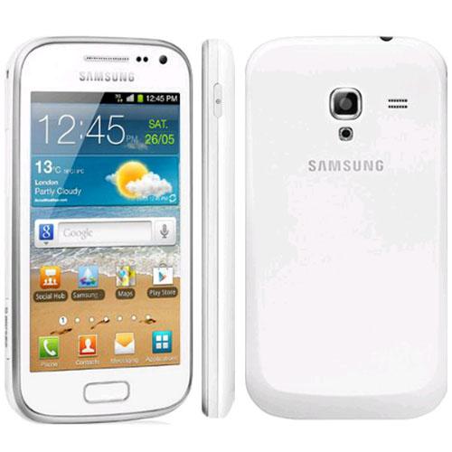 Galaxy Ace 2 blanc qui bénéficie actuellement de 50€ de
