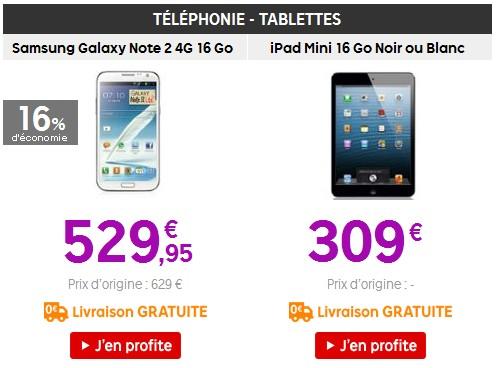 Téléphonie tablette