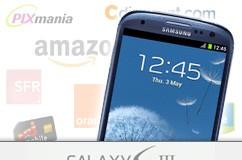 Baromètre Galaxy S III