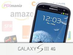 Baromètre Galaxy S III 4G