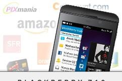 Baromètre BlackBerry Z10