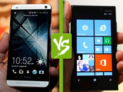 Le Match : HTC One ou Nokia Lumia 920 ?
