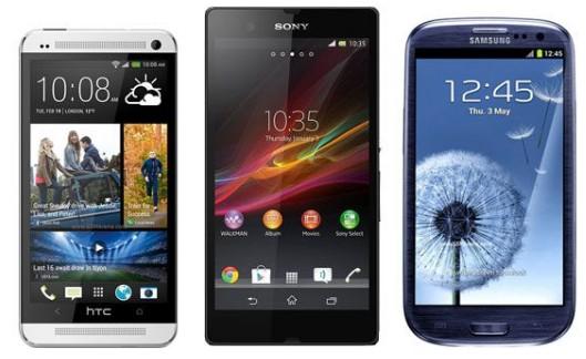 Smartphones B&You