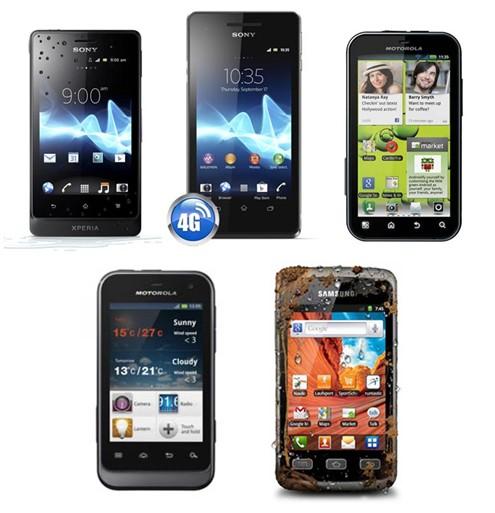 Smartphones solides