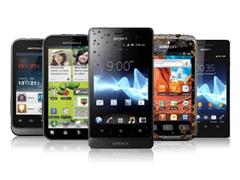 Les smartphones les plus solides (Printemps 2013)