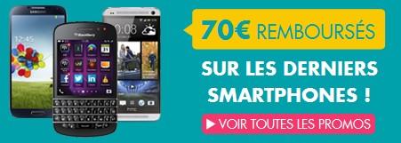 70 euros remboursés