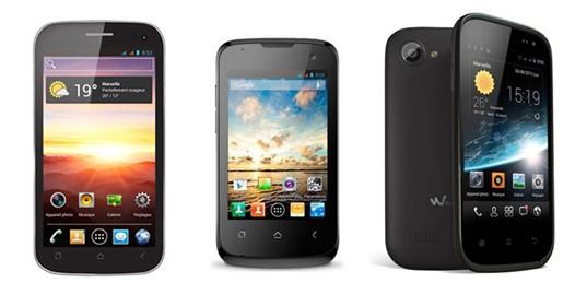 Bon Plan : Les mobiles Wiko � ? de 150�