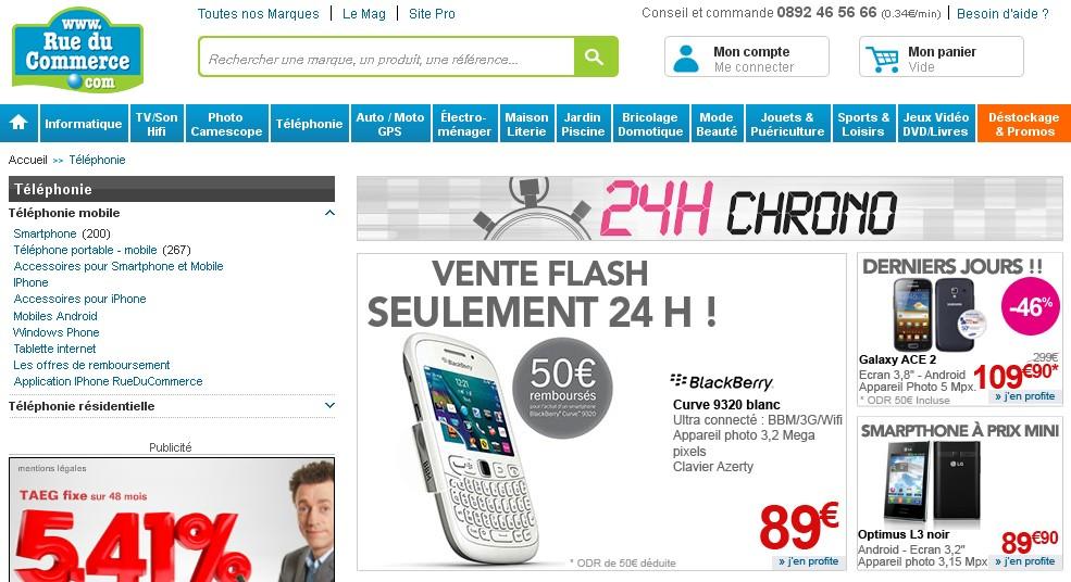 RDC mobile