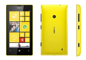 Test : Le Nokia Lumia 520