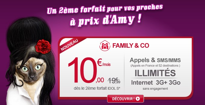 Virgin Mobile Family