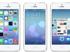 iOS7 nouveautés