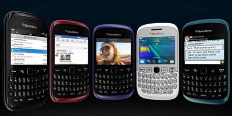 Blackberry 9320 � partir de 79.90� seul : le bon plan du jour