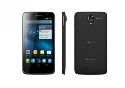 Test : L'Alcatel One Touch Scribe HD