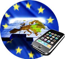 forfait mobile Europe